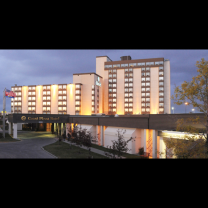 Coast Plaza Hotel & Conference Centre - Hotels - 403-248-8888