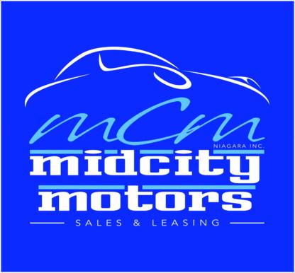 Mid City Motors Niagara Inc - Boat Dealers & Brokers - 905-371-2277