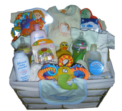Basket Designs Gift Wrapped Expressions - Gift Baskets - 905-334-1277