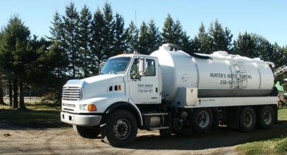 Hunter Terry - Septic Tank Cleaning - 519-941-1177