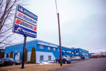 Dominic Pneus et Mécanique - Tire Retailers