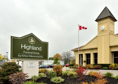 Highland Funeral Home - Scarborough Chapel - Funeral Homes - 647-930-1362