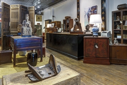 Hinchcliff & Lee Collection Inc - Antique Dealers