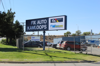 Fix Auto Kamloops - Auto Body Repair & Painting Shops - 250-376-8244