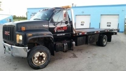 CJB Towing - Vehicle Towing - 204-599-5857