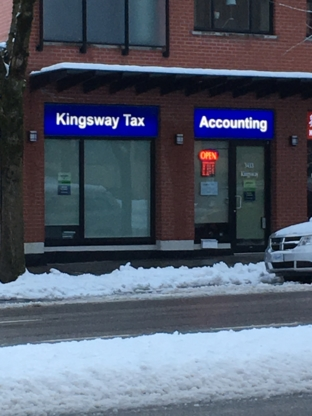 Kingsway Tax Service Inc - Accounting Services