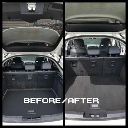 Transformation Detailing - Entretien intérieur et extérieur d'auto
