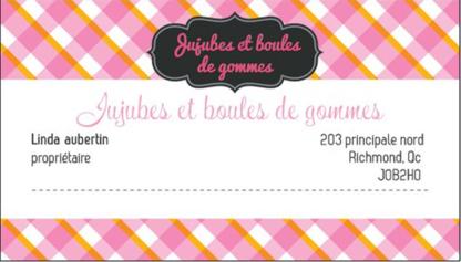 Jujubes Et Boules De Gommes - Magasins de bonbons et de confiseries - 819-826-6363