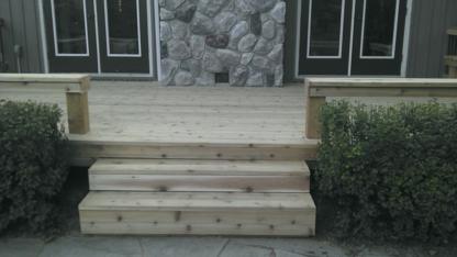 Get Decked - Decks - 705-331-8209