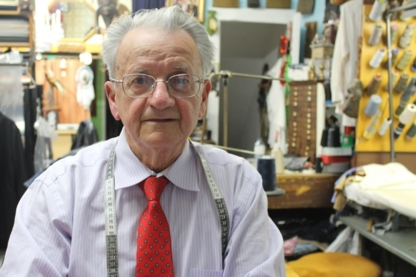 Frank Custom Tailors - Tailors - 416-531-8650
