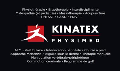 Kinatex Sports Physio - Physiothérapeutes et réadaptation physique - 514-447-8182