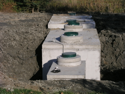 MacGregor Concrete Products (Beachburg) Limited - Sewage Disposal Systems
