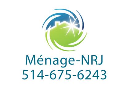 Ménage NRJ - Maid & Butler Service - 514-675-6243