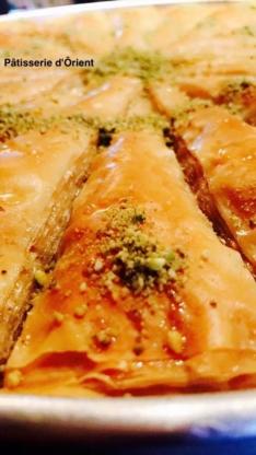 Pâtisserie d'Orient - Pastry Shops