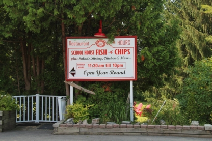School House Fish & Chips - Seafood Restaurants - 705-538-0555