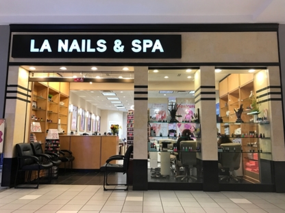 LA Nails & Spa - Nail Salons - 306-956-3152