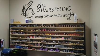 G's Hair Styling - Black Hair Salons - 905-772-0009