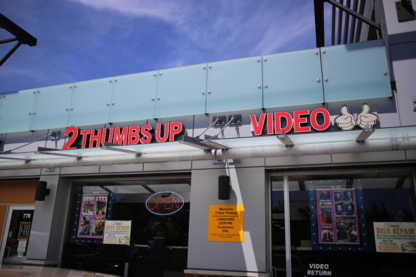 2 Thumbs Up Video - Video Stores - 250-474-6911