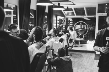 Fitting Room - Barbers
