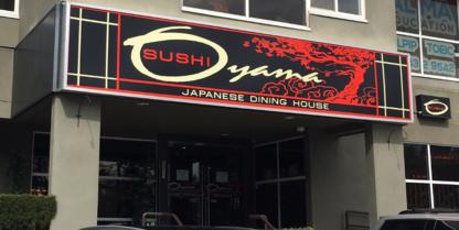 Sushi Oyama - Sushi & Japanese Restaurants - 604-474-1054