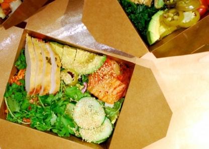 Crave Healthy Restaurant - Restaurants - 416-855-3322