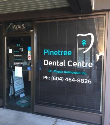 Pinetree Dental Centre - Dentists - 604-464-8826