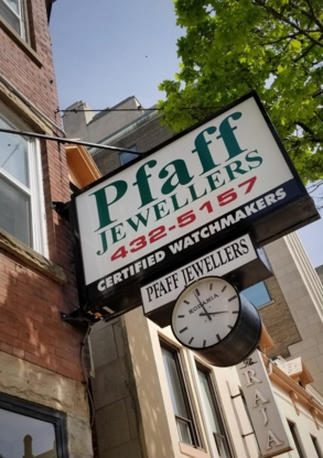 View Pfaff Jewellers Inc's London profile