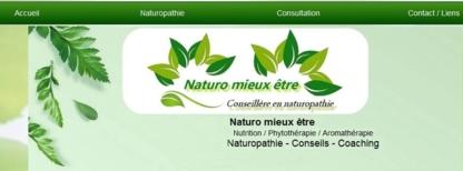 Voir le profil de Naturo Mieux-Être - Sainte-Catherine