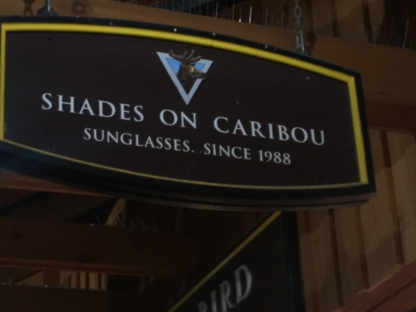 Shades On Caribou - Sunglasses