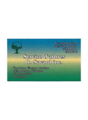 Voir le profil de Service D'Arbres R Savard Inc - Saint-Jean-sur-Richelieu