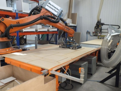 Ro-Bois-Tic - Ateliers d'usinage - 418-836-6000