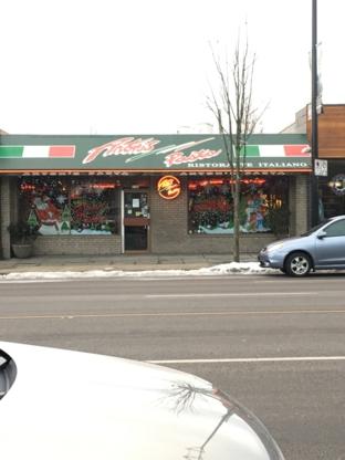Anton's Pasta Bar - Pizza et pizzérias - 604-299-6636