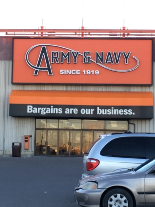 Army & Navy Department Store - Grands magasins