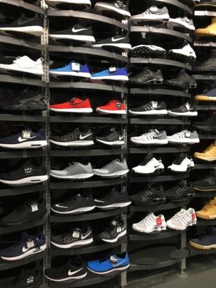 Foot Locker - Magasins de chaussures