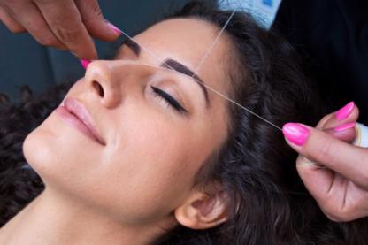 Salon de Beauté Vish - Épilation au fil - 514-543-5999