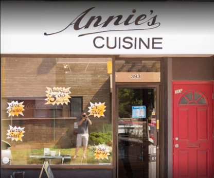 Annie's Cuisine - Caterers - 416-901-9655