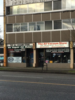 The All Vacuum Store - Home Vacuum Cleaners
