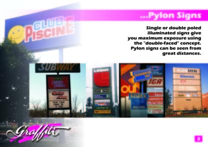 Graffiti International Signs - Signs - 613-301-3933