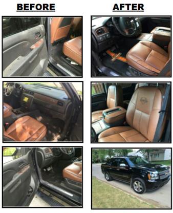 Mazie's Auto Image Styling - Entretien intérieur et extérieur d'auto