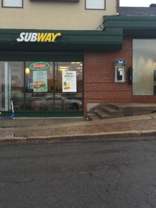 Subway - Restaurants - 514-551-0006