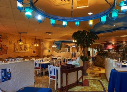Ithaca Greek Mediterranean Restaurant - Burger Restaurants - 905-471-4590