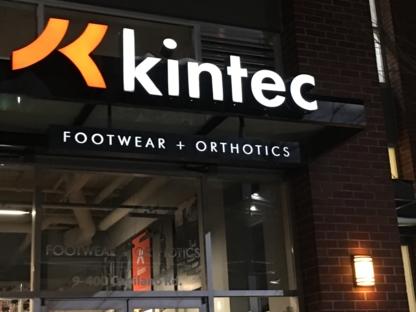 Kintec Footlabs - Appareils orthopédiques - 604-800-3338