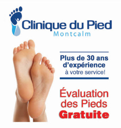 Orthèses Montcalm - Foot Care - 418-914-4414