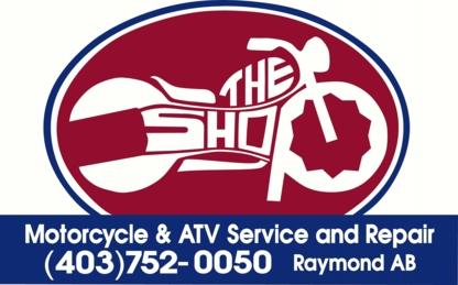 The Shop - All-Terrain Vehicles