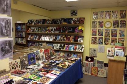 Studio 9 Bandes Dessinées - Book Stores - 514-272-6043