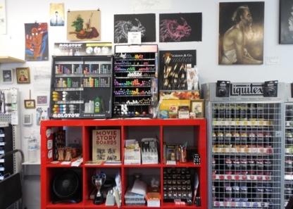 Sunnyside Art Supplies - Art Materials & Supplies - 403-475-0608
