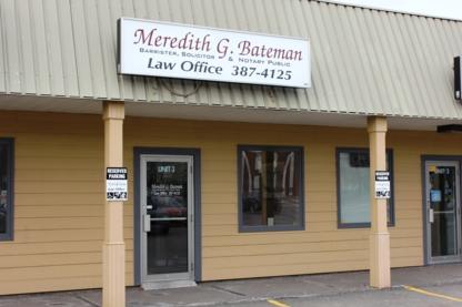 Meredith G Bateman - Lawyers - 506-387-4125