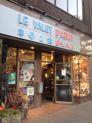 Le Valet D'Coeur - Games & Supplies