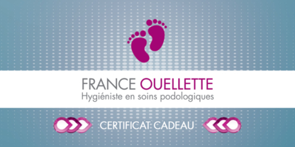 France Ouellette Podologue - Podologists