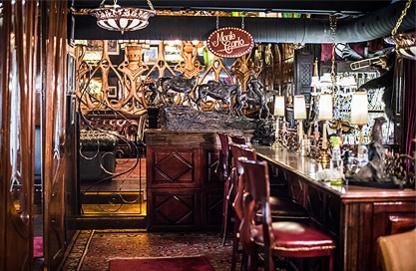 La Maison du Jazz Laval - Restaurants